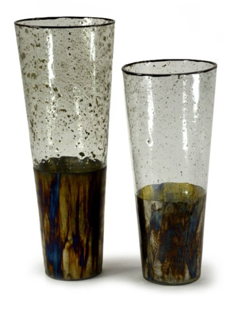 Copper Bottom Vases Large £49 Small £39