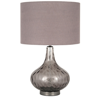 Dimple Glass Lamp £99