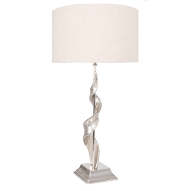 Twisted Table Lamp £160