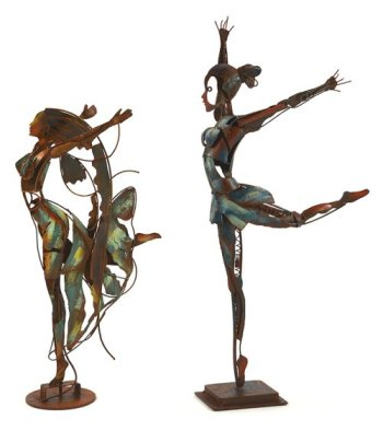 Dancing Sculptures £80